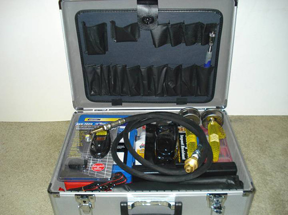 Charge Kit in Case