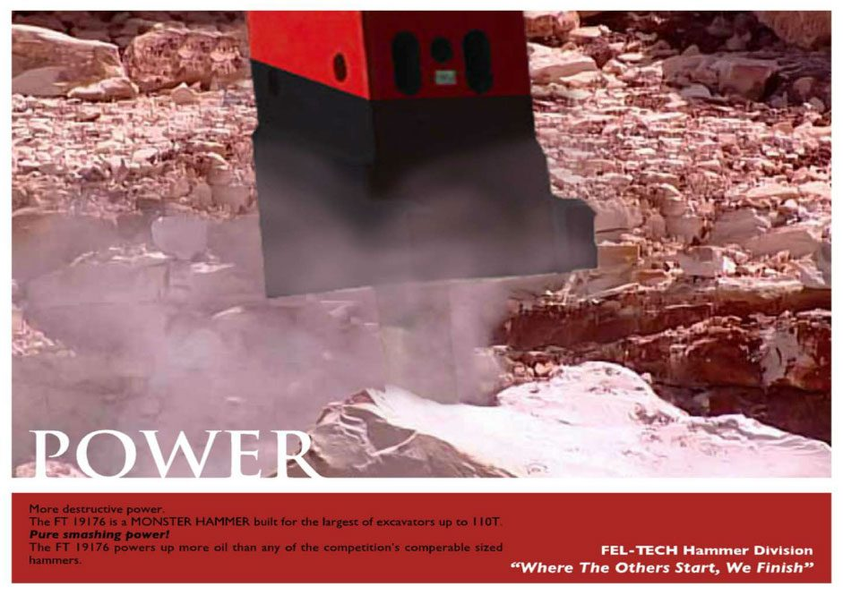 Power Page from E-Brochure